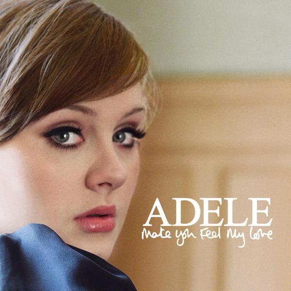 Make You Feel My Love Cover. Courtesy of Adele's Official Web Site.