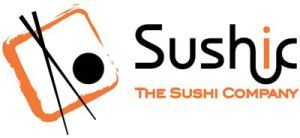 Sushic logo. Courtesy of the Sushic web site.
