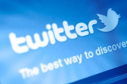 Twitter. Photo courtesy of iStockphoto.