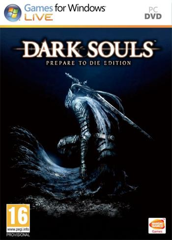 Dark Souls PC Cover.
