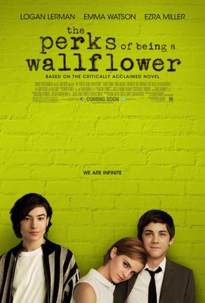 The Perks of Being a Wallflower Poster. Courtesy photo.