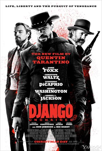 Django Unchained official poster.