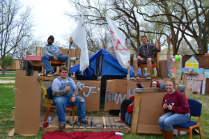 This Week in Photos: Shack-A-Thon Day