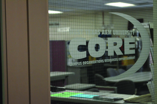 The CORE Office offers services to students on campus.
