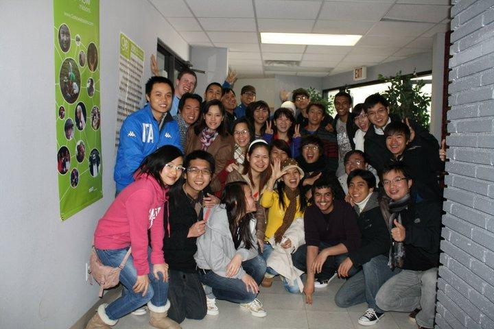 The Vietnamese Student Association has around 25 members to help the organization be successful. Photo courtesy of Trung Nguyen.