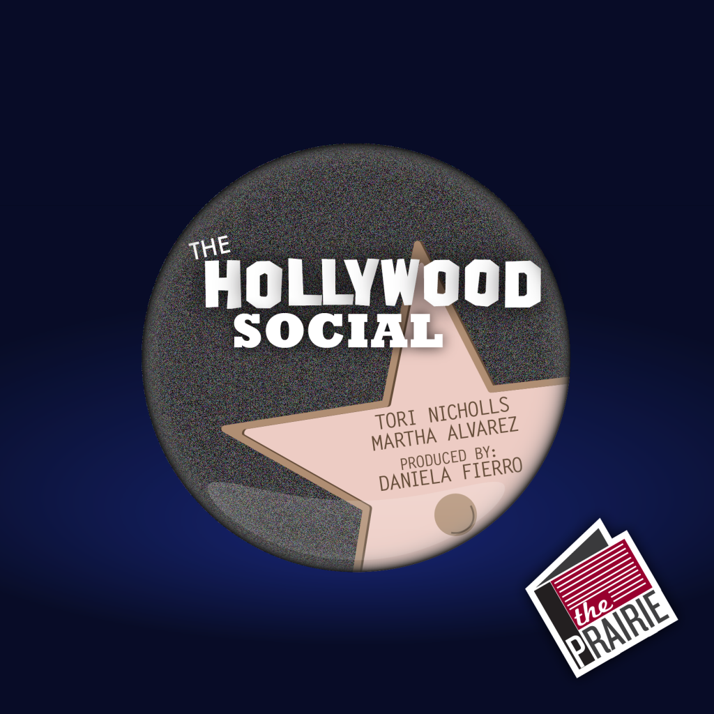 Hollywood Social Logo (Square Version). Art by Chris Brockman.